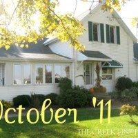Early October Mini Tour