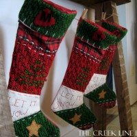 My FREE Christmas Stockings