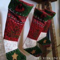 My FREE Christmas Stockings