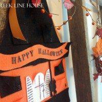 Pottery Barn Kids-Inspired Halloween Countdown Calendar