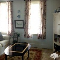 The Easiest Possible Way to Make Curtains