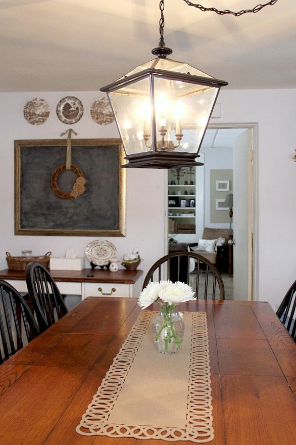 Farmhouse Lighting in the KitchenFarmhouse Lighting in the Kitchen   The Creek Line House. Farmhouse Lighting Fixtures. Home Design Ideas