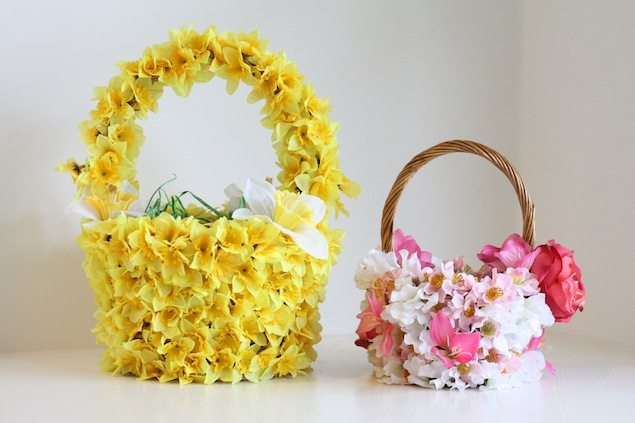 16 of the very best diy easter basket ideas the creek - Easter basket craft ideas ...