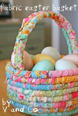 16 of the very best diy easter basket ideas the creek line house berry basket easter baskets from martha stewart negle Images