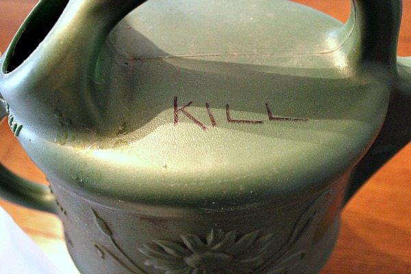 Bindweed Killer - The 'Kill' Watering Can