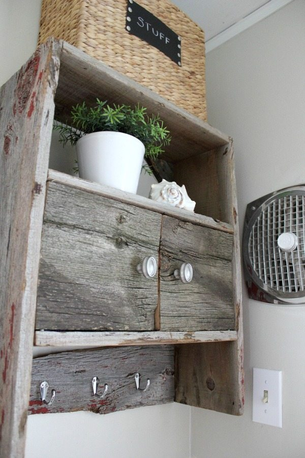 DIY Farmhouse Style Bathroom Redo For Under 150