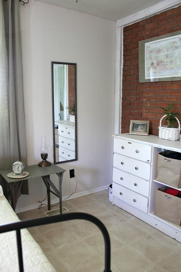 An Easy Update For A Cheapo Full Length Mirror The Creek Line House
