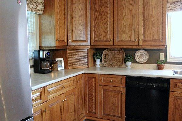 Diy Kitchen Backsplash It Doesn T Get Any Easier Than
