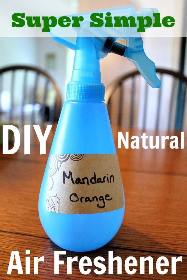 DIY Natural Air Freshener | The Creek