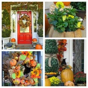 Fall Porch Tour 2013