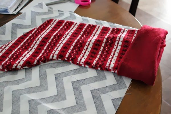Let us show you how to make your own beautiful, custom DIY Christmas stockings! Easy, inexpensive and best of all, made to perfectly fit your own unique festive style.