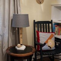 We DIYed a Baseball Lamp. Oh yes we did!