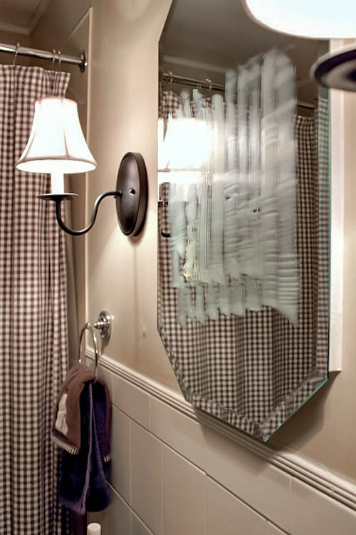 This amazing trick will keep your bathroom mirror fog free.   All over it