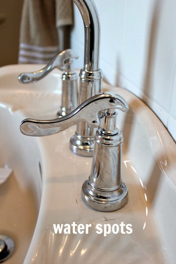 Keep your faucets shiny and free from water spots for longer with ...