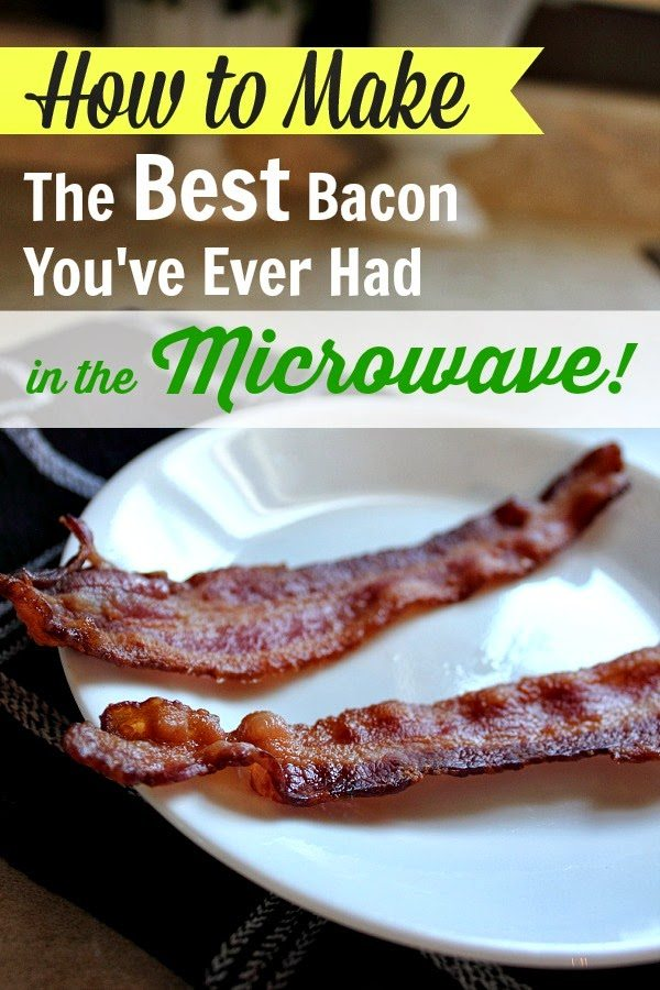 Making bacon is no longer a big messy chore or just for weekends! Bacon lovers rejoice!