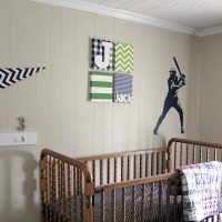 10 Stylish and Practical Ideas for Filling Blank Walls in Kids' Rooms