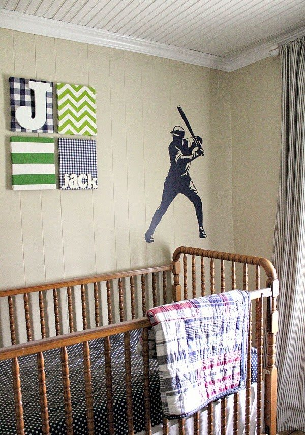 10 Stylish and Practical Ideas for Filling Blank Walls in Kids' Rooms!