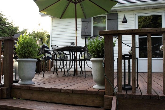 Tips, tricks, and tools for getting that deck staining job done in a flash!