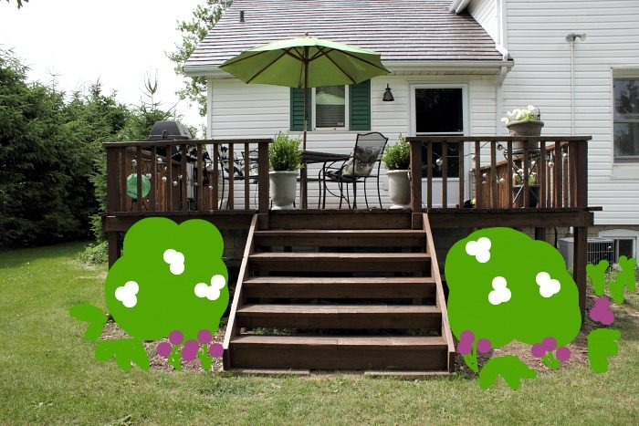 How to reuse and re-configure the pieces from your old deck and turn it into something new that you love!