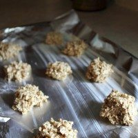 Healthy Cookies with Only 2 Ingredients