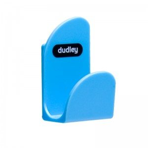 "dudley ""the hook"": And extra locker hook that holds up to 5lbs."