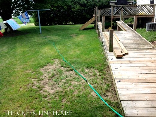 http://creeklinehouse.com/2014/07/recycle-old-deck-something-new-love.html