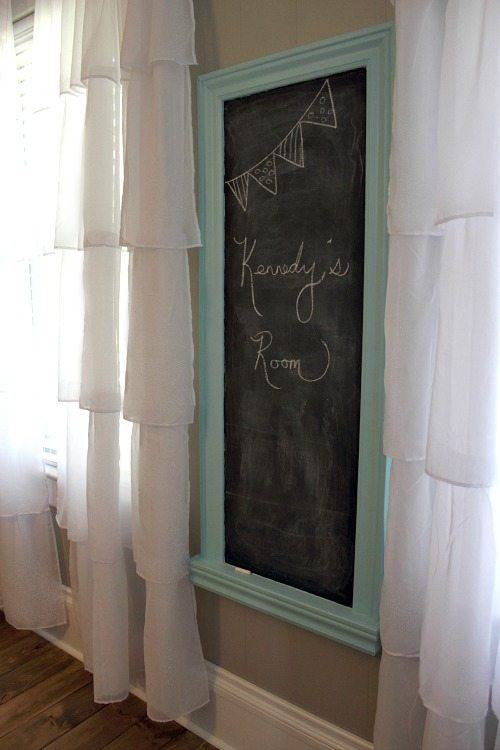 DIY Chalkboard done right!