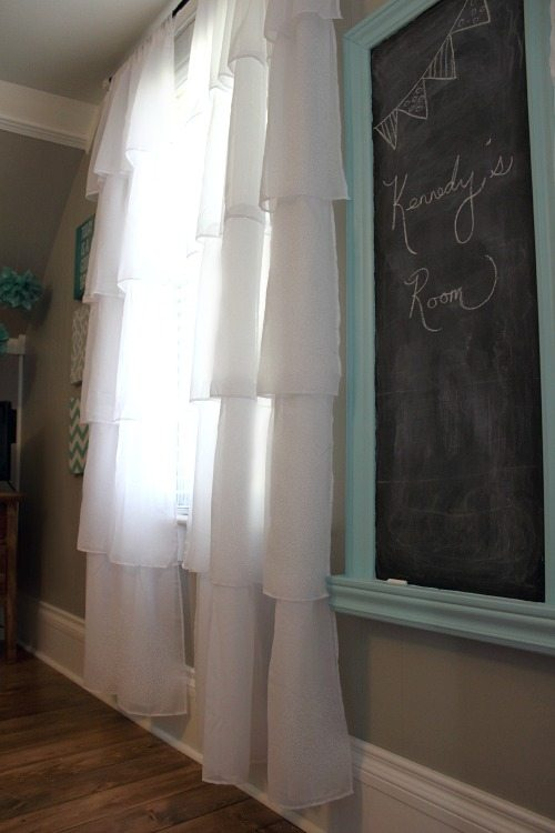 A DIY chalkboard done right! Step by step instructions for creating something that will really last!