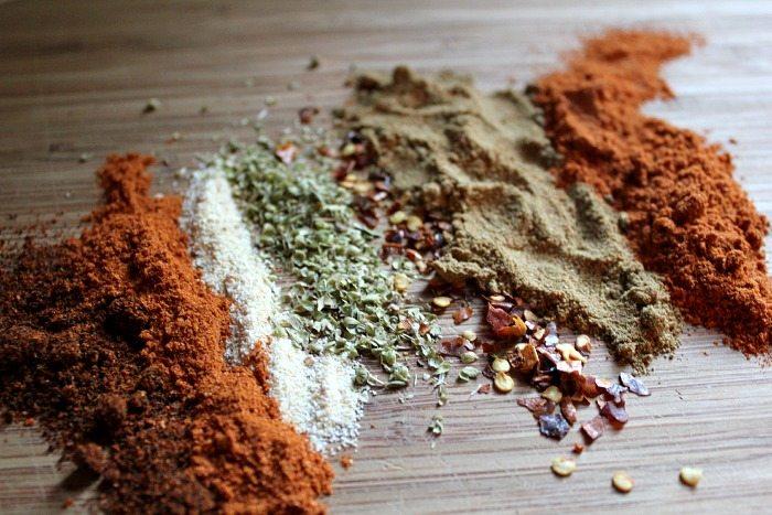 Homemade Taco Seasoning Mix Recipe - The Creek Line House