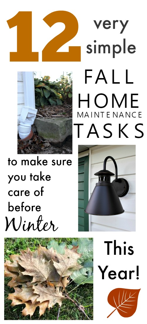 Be a smart homeowner this year and get your home and property properly prepared for winter with our quick and easy fall home maintenance guide.