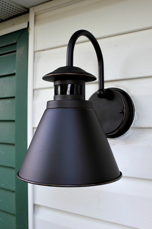 Outdoor Lighting - Fall Homeowner Tips