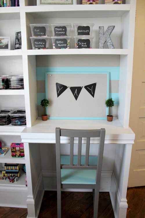 How to get started on planning your DIY built-in project, when you don't know where to begin!