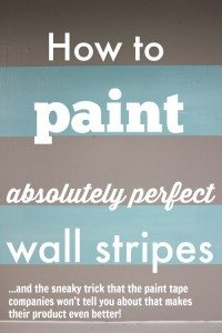 http://creeklinehouse.com/2014/09/paint-absolutely-perfect-wall-stripes.html