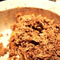 Classic Old Fashioned Apple Crisp Recipe