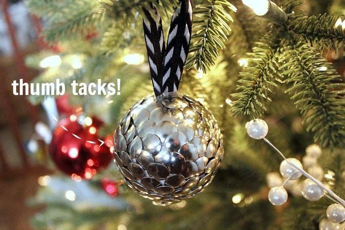 easy christmas decor ideas using basic office supplies - Office Supply Christmas Decorations