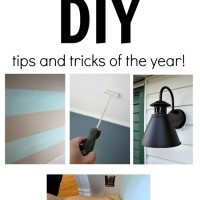 Our Top 5 DIY Tips and Tricks of the Year!