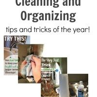 My Top 5 Cleaning and Organizing Tips of the Year!