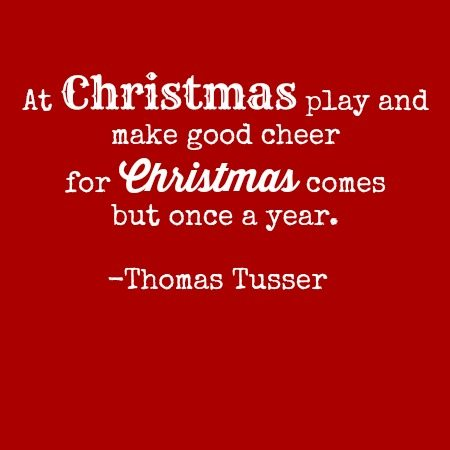 christmas type font