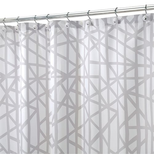 10 Super Stylish And Super Affordable Shower Curtains