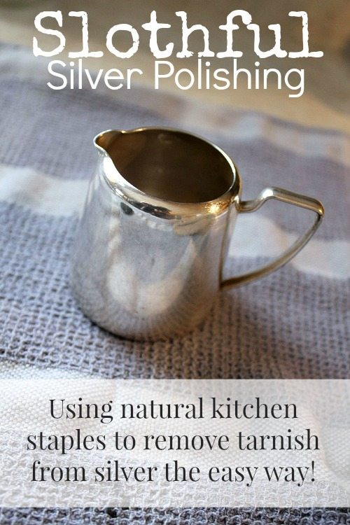 How To Clean Really Tarnished Silver Naturally The