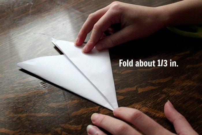 Step 2 - Proper Folding