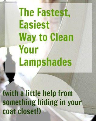 Work Smarter, Not Harder! Spring Cleaning Tricks!