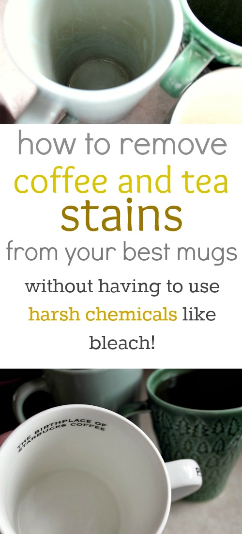 how to remove coffee and tea stains from mugs naturally the creek line house. Black Bedroom Furniture Sets. Home Design Ideas