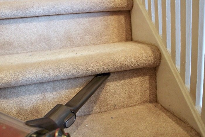 How To Do A Really Great Job Of Vacuuming Your Carpeted