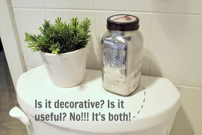 DIY Mason Jar Air Freshener - Display and Enjoy