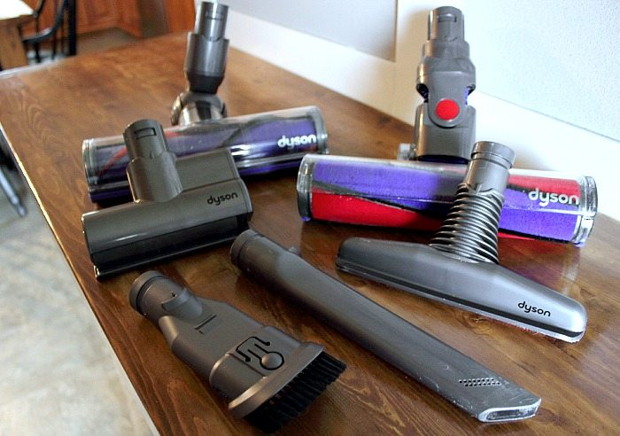 Dyson Vacuum Cleaner Attachments
