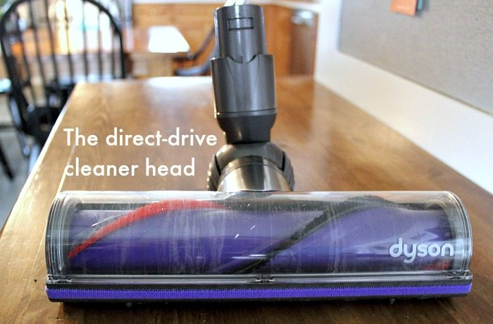 Vacuum Cleaner Attachments - The Direct Drive Cleaner Head