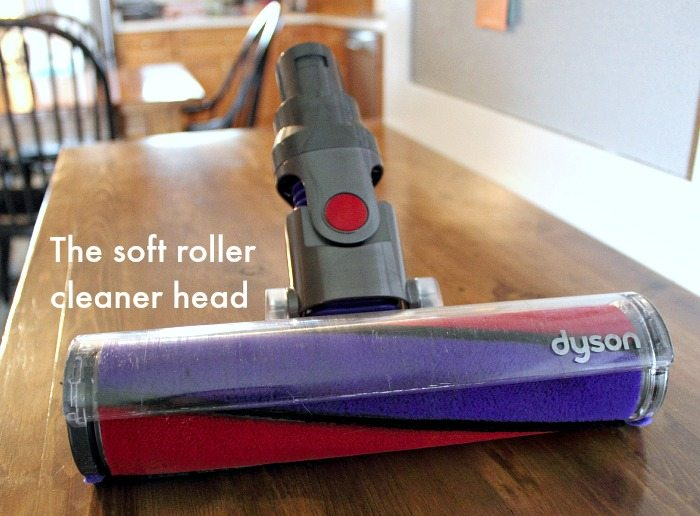 Vacuum Cleaner Attachments - The Soft Roller Cleaner Head
