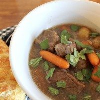 The BEST Crock Pot Beef Stew Recipe