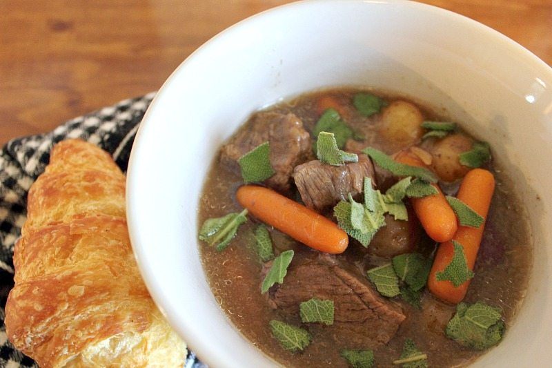 This is the recipe!!! The BEST crock pot beef stew! So easy and so flavorful!